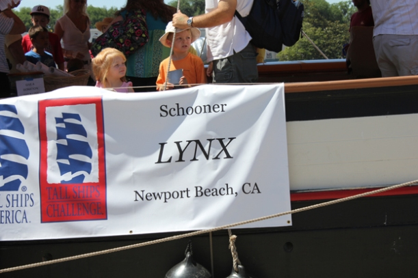 The Lynx banner